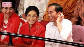 Jokowi Menikmati Lelucon Dorce