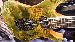 Estas Guitarras Tienen Unos Acabados INCREIBLES Guitarras VOLA