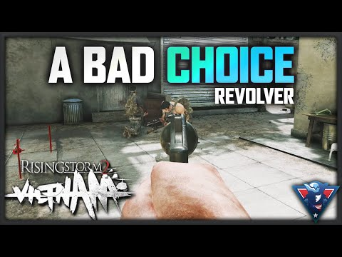 A BAD CHOICE | Rising Storm 2: Vietnam Gameplay