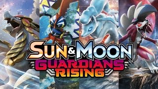 Pokémon TCG: Sun & Moon—Guardians Rising Showcase by The Official Pokémon Channel