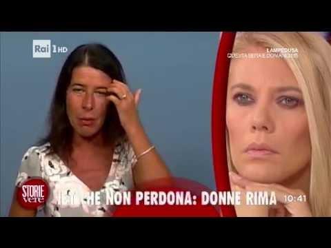 Alessia Sorgato a Storie Vere, Rai 1