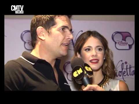 Tini Stoessel video Entrevista - Nota Abril 2013