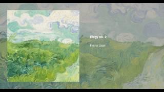 Elegy no. 2 (violin and piano arr.), S. 131bis