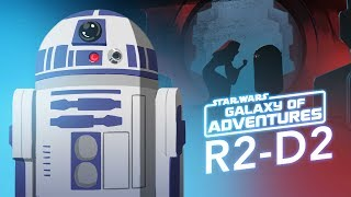 R2-D2 - A Loyal Droid | Star Wars Galaxy of Adventures