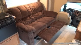 Installing A Reclining Loveseat In Our RV