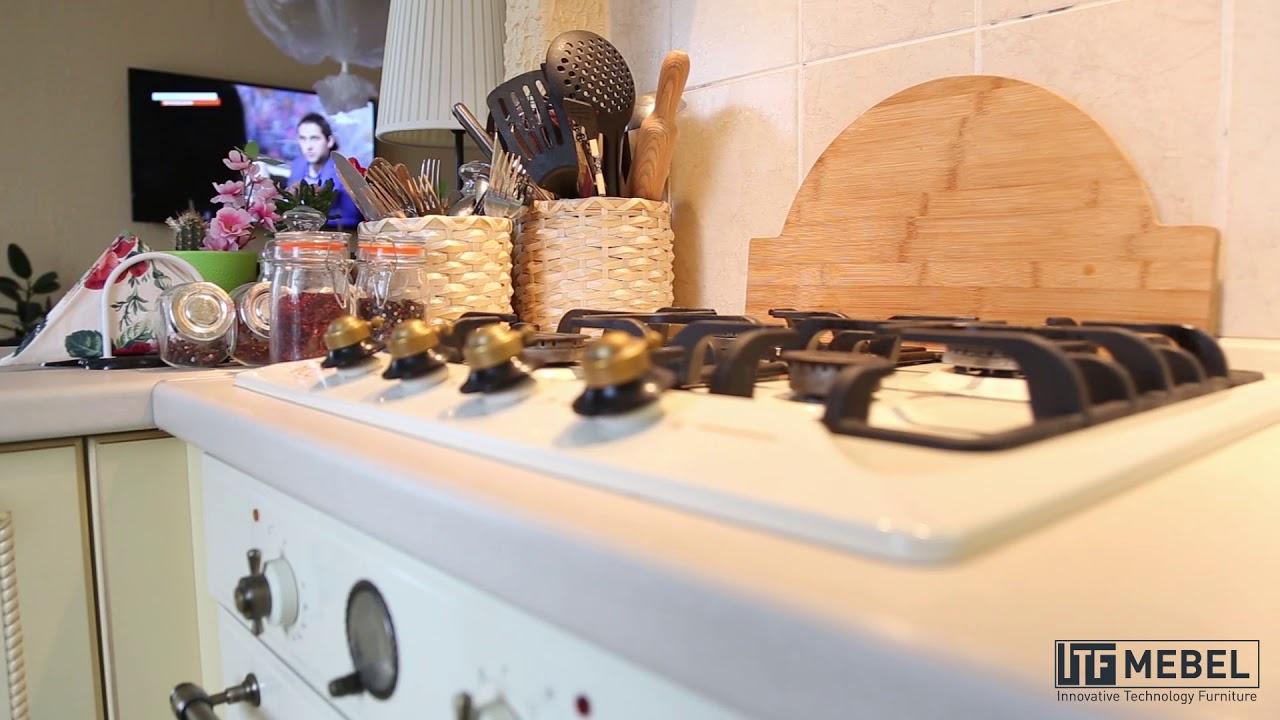 Угловая кухня «Берген»