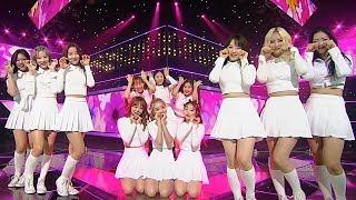 《ADORABLE》LOONA(이달의 소녀) - Hi High @인기가요 Inkigayo 20180930