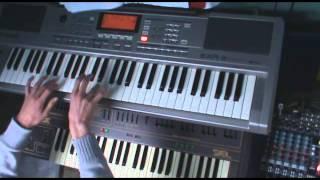 Erblicket die Töchter des Firmaments (Burzum keyboard (piano) cover)
