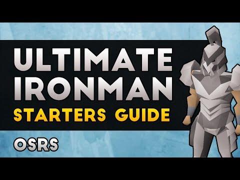 Download Oldschool Runescape 10 Ironman Tips Episode 1 Video 3GP Mp4