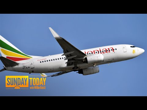 ethiopian airlines plane crashes shortly after takeoff kill