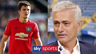 'I was crying for a central defender!' | Jose Mourinho on Manchester United's defence | Super Sunday