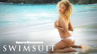 Rose Bertram Shows Another Side | Intimates | Sports Illustrated Swimsuit