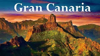 Top 10 Things To See And Do in Gran Canaria -10 Highlights not to be missed - ||4K Gran Canaria