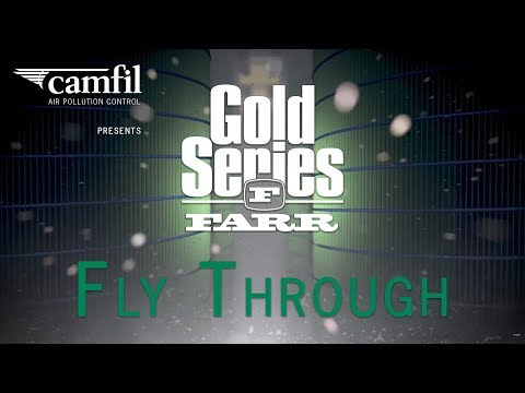 Dust and Fume/Smoke Collectors - Farr Gold Series