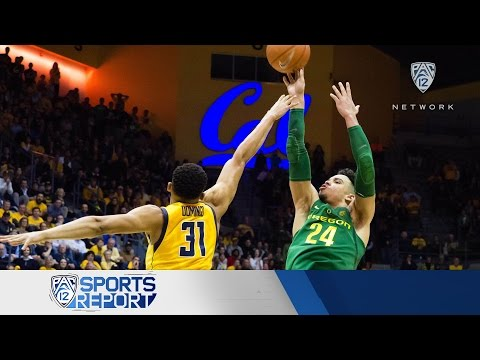 Highlights: No. 6 Oregon men's basketball tops Cal with late heroics from Dillon Brooks