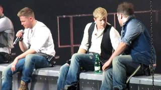 Westlife - Seasons In The Sun Live at Birmingham's LG Arena
