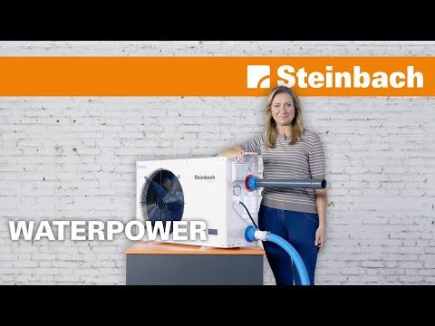 Wärmepumpe Waterpower 8500