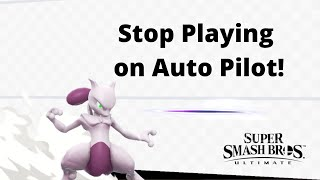 How to Think Consciously in Smash -SSBU