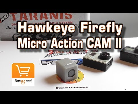 Hawkeye Firefly 2 Action Cam Review | Courtesy BangGood