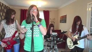 Raw. Real. - Cherri Bomb FULL BAND COVER