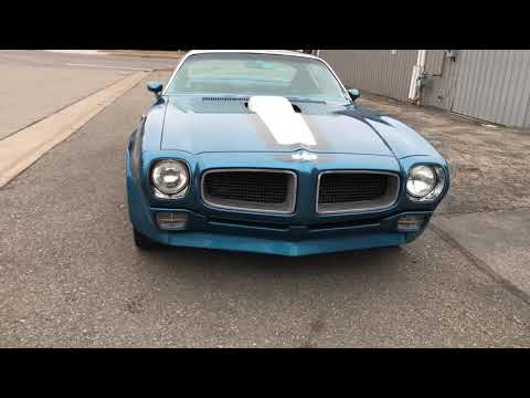 Video of '70 Firebird Trans Am - PYEA