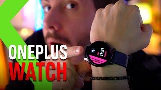 Oneplus Watch, análisis: Se queda por detrás del Apple Watch pero cuidado...