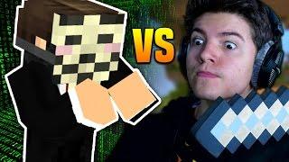 KILLING TWO HACKERS! | Minecraft TEAM SKYWARS #25 with PrestonPlayz & Kenny