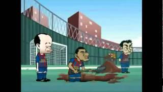 FC Barcelona, Грандиозный побег.