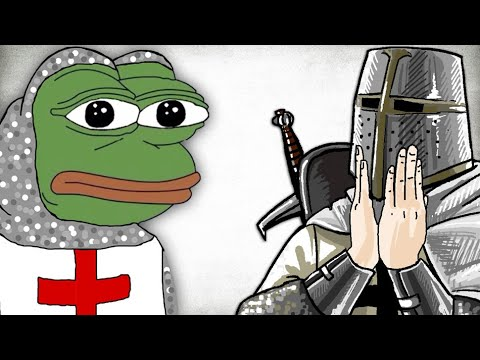 Why the Alt-Right LOVE the Crusades