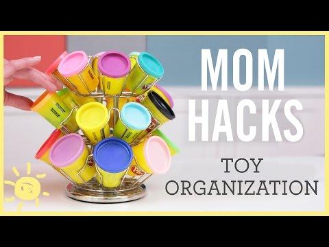 MOM HACKS ℠ | Toy Organization (Ep. 9)