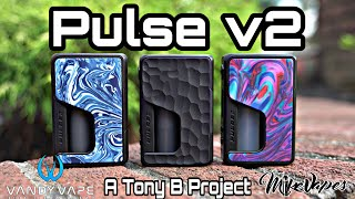 Let's Squonk!! VandyVape Pulse v2 By Tony B