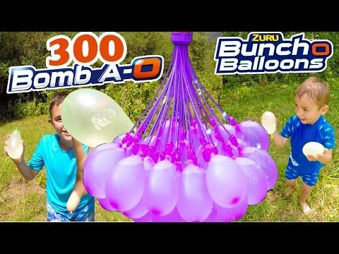 Bombes à eau Ballons D'eau En 1 Min