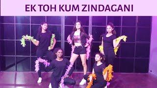 Ek Toh Kum Zindagani   Dance Video l Nora Fatehi   Marjaavaan   Choreography by Dhruvi  Shah