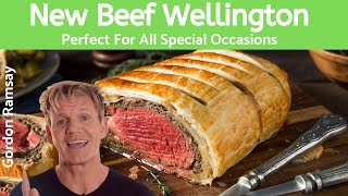 Beef Wellington Christmas Dinner (New Holiday Recipe) - Gordon Ramsay