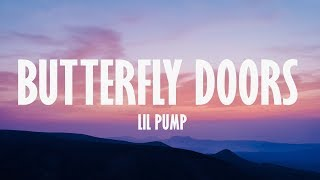 Lil Pump   Butterfly Doors (Lyrics) ♪