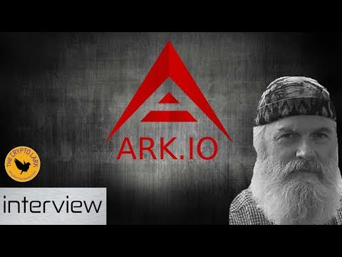 ARK.IO - Hammers, Awesome Beard, and Solid Tech