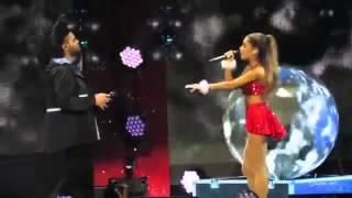 "Ariana Grande & The Weeknd - ""Love Me Harder"" Live at KIIS FM Jingle Ball 2014"