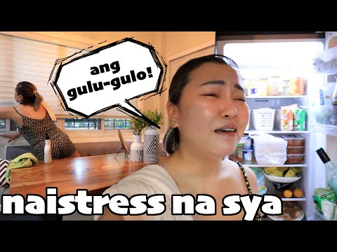 NANAY DUTIES: LINIS REF AT LINIS SALA!!- anneclutzVLOGS