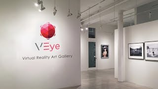 V-EYE - Virtual Realty ART Gallery 2018