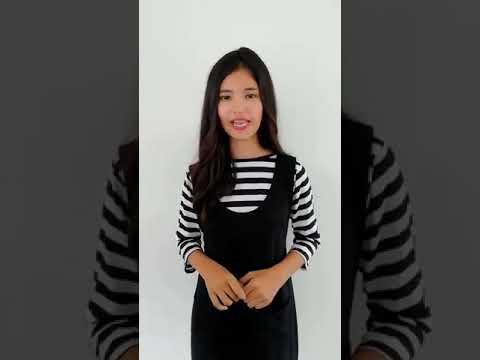 MTT 2018 Online Audition นางสาวพรนิภา นักลำ