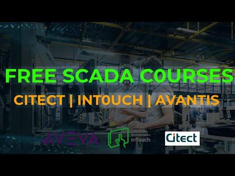 Free SCADA Courses Online | Avantis | Certified by AVEVA (2020)