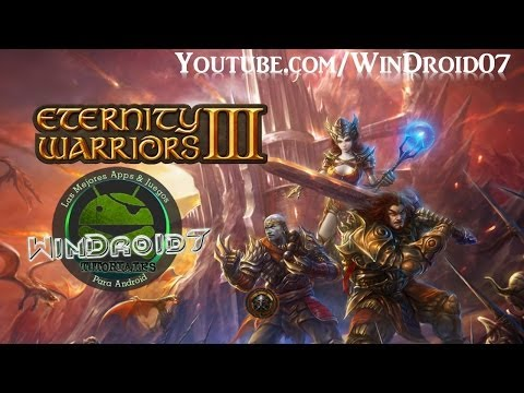 eternity warriors android requirements