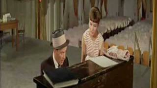 The Tender Trap - Frank Sinatra, Debbie Reynolds (Bill Miller - Piano) (1955)