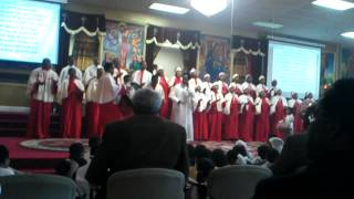 Ethiopian Orthodox Tewahdo Song St. Gebriel Church.mp4