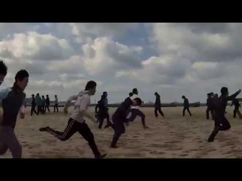 【スピードとパワーを養おう!】砂浜ダッシュトレーニングの効果