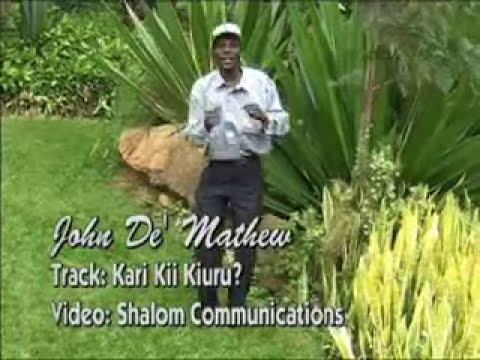 John De'Mathew – Kari Kii Kiuru