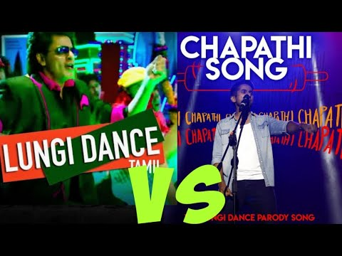 Chapathi Song - The Lungi Dance Parody - Aravind SA - Video