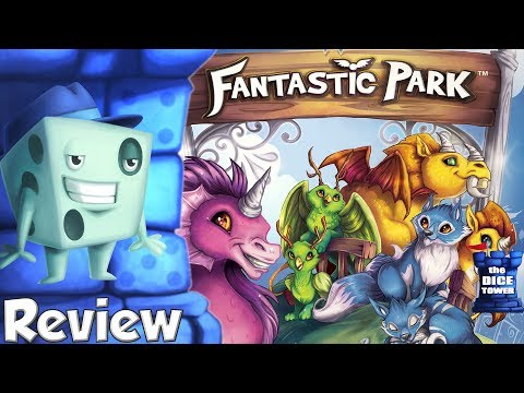 Fantastic Park Review - with Tom Vasel