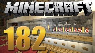 Fábrica de Poções - Minecraft Em busca da casa automática #182.