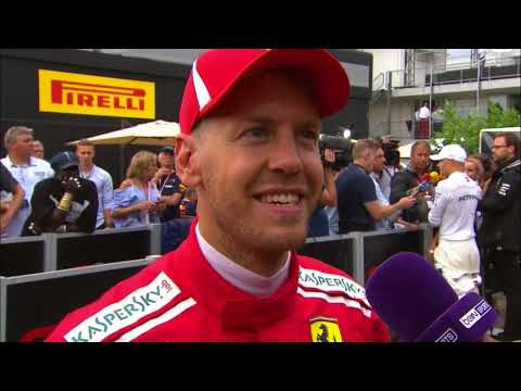 Image: WATCH: Vettel's funny moments 2018!